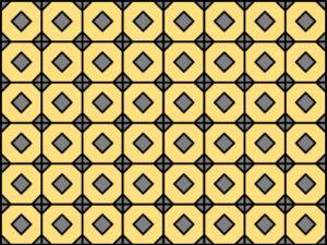 Diseño Pastelón Ornamentado Rombo