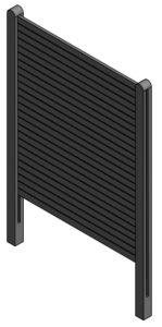 Aplicación para molde placa madera